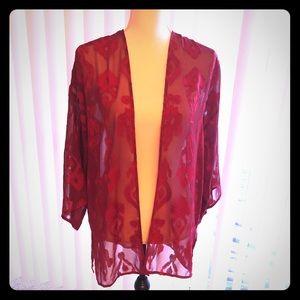 Express Burnout Kimono 🔥